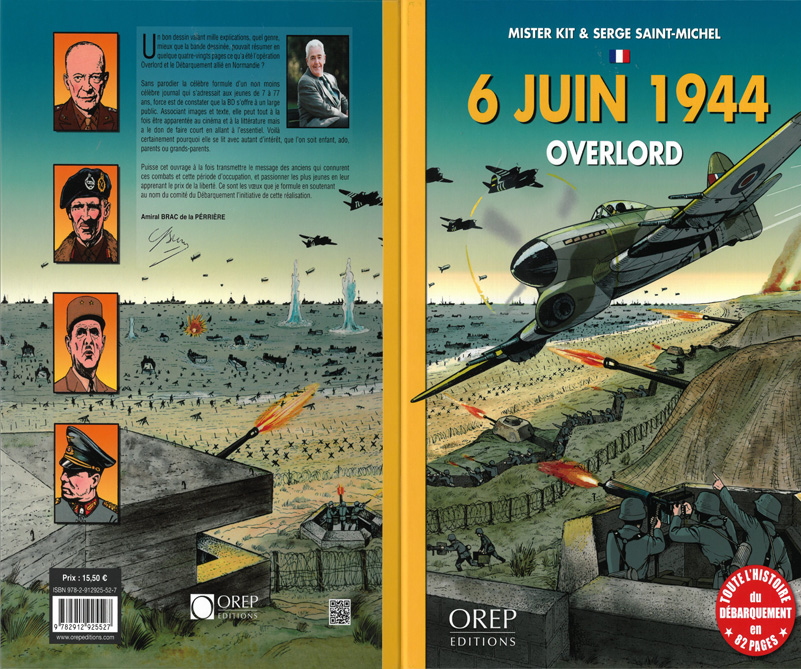 6 juin 1944 Overlord